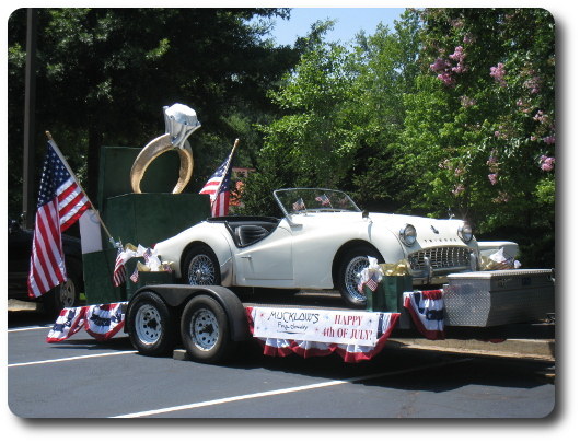 4th of July Parade - 2011 / Pic 1