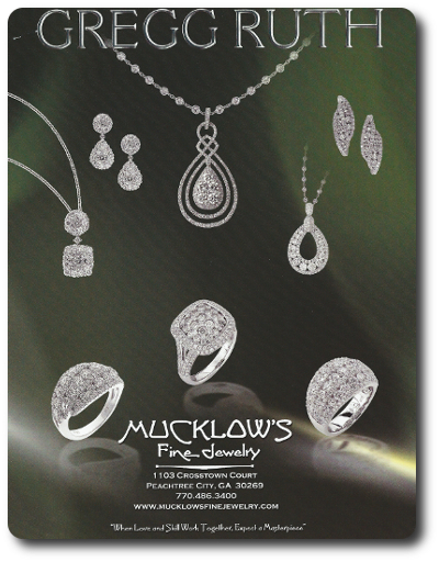 Mucklows Fine Jewelry - 1103 Crosstown Court, Peachtree City GA  30269