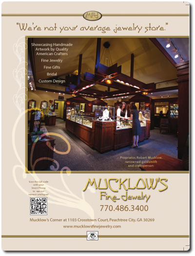 Mucklows Fine Jewelry - 1103 Crosstown Court, Peachtree City, GA 30326