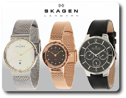 Skagen Watches Post Insert
