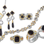 Black onyx collection of jewelry from Jane Wullbrandt - Mucklows Fine Jewelry, 1103 Crosstown Court, Peachtree City, GA 30269