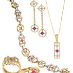 Jewelry collection from Jane Wullbrandt - Mucklows Fine Jewelry, 1103 Crosstown Court, Peachtree City, GA 30269