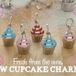 Cupcake charm advertisement from Rembrandt Charms - Mucklows Fine Jewelry, 1103 Crosstown Court, Peachtree City, GA 30269
