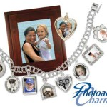Photo holding charms from Rembrandt Charms - Mucklows Fine Jewelry, 1103 Crosstown Court, Peachtree City, GA 30269