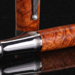 Merlot pen from William Henry Studio - Mucklows Fine Jewelry, 1103 Crosstown Court, Peachtree City, GA 30269