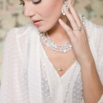 Model wearng jewelry, Mucklows Fine Jewelry, 1103 Crosstown Court, Peachtree City, GA 30269