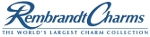 Logo for jewelry designer Rembrandt Charms - Mucklows Fine Jewelry, 1103 Crosstown Court, Peachtree City, GA 30269