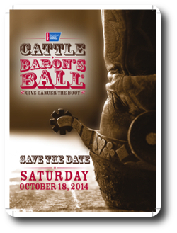 Cattle Barons Ball 2014